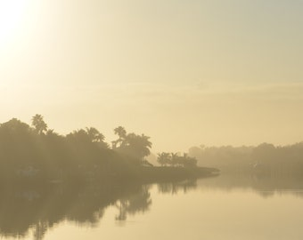 154 - Foggy River Morning