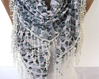 Elegant Scarf - Fashion Scarves -Scarf -gift Ideas For Her Women's Scarves- gift- for her -Fashion accessories-scarves