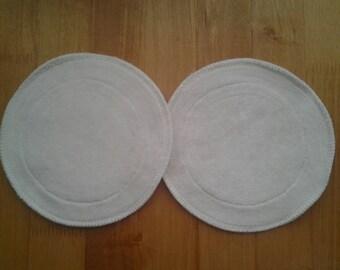 Organic Reusable Nursing / Breast Pads & Night Pads