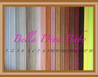 Fold Over Elastic trim-wholesale 1 yard FOE 5/8 - 60 NEW colors to choose, to make hair headbands, barefoot baby sandals, elastic wristbands