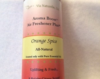 Yoga Mat Spray, Room Spray, Air Freshener, Deodorizing Spray, Cleaning Spray w/ Essential Oils-Yes, it works hard and is all-natural too!!