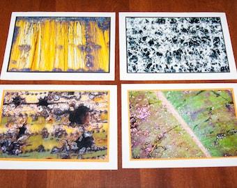 Photography Greeting Cards, Handmade, Photographs