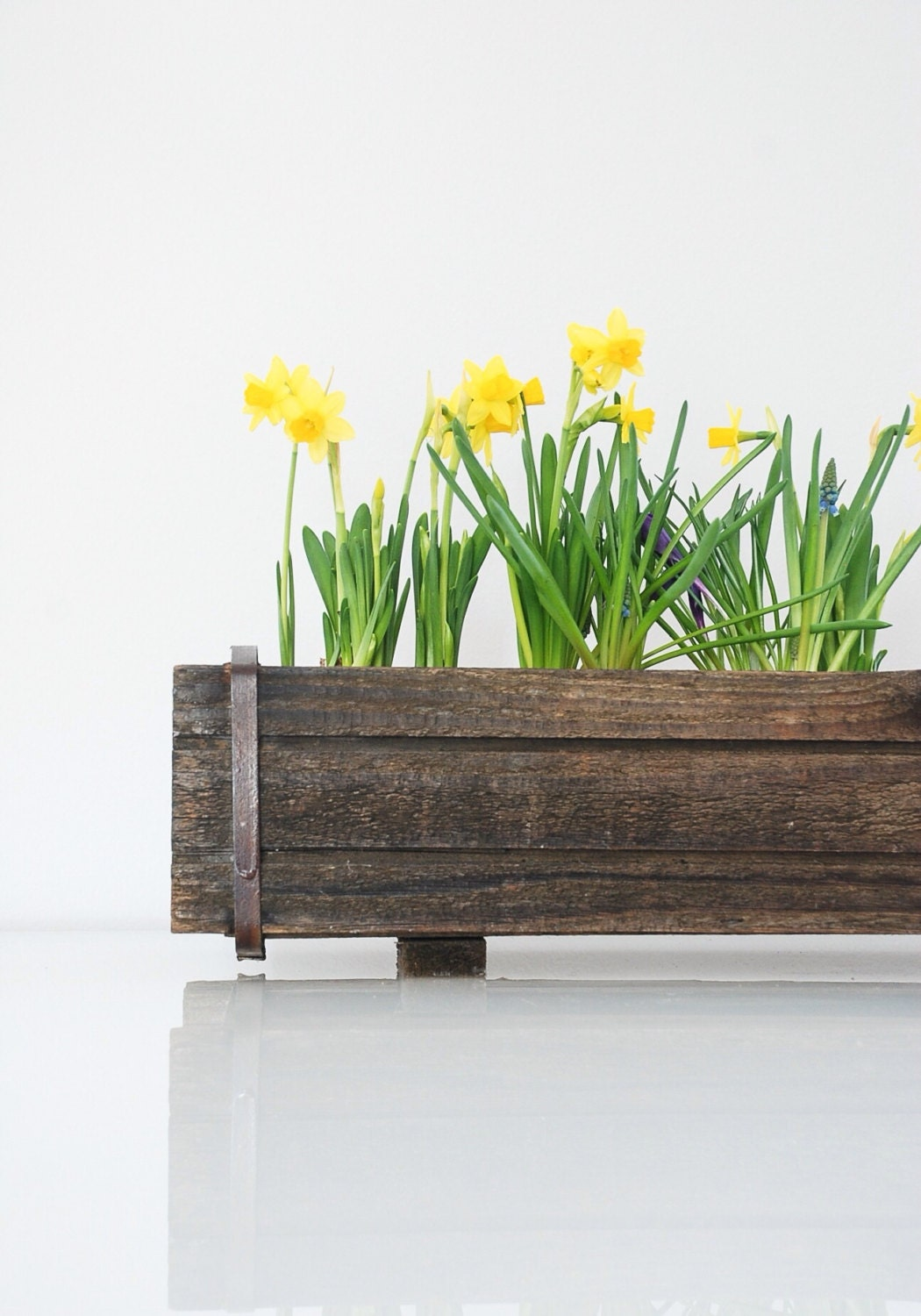 planter box wood flower box window box planter wood box. Black Bedroom Furniture Sets. Home Design Ideas