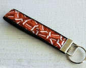 Key Fob Wristlet with Foo...