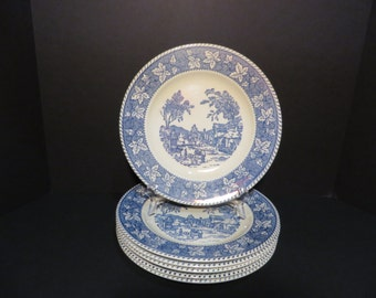 Shakespeare Country Stratwood Collection Plate (6 Dinner Plates)