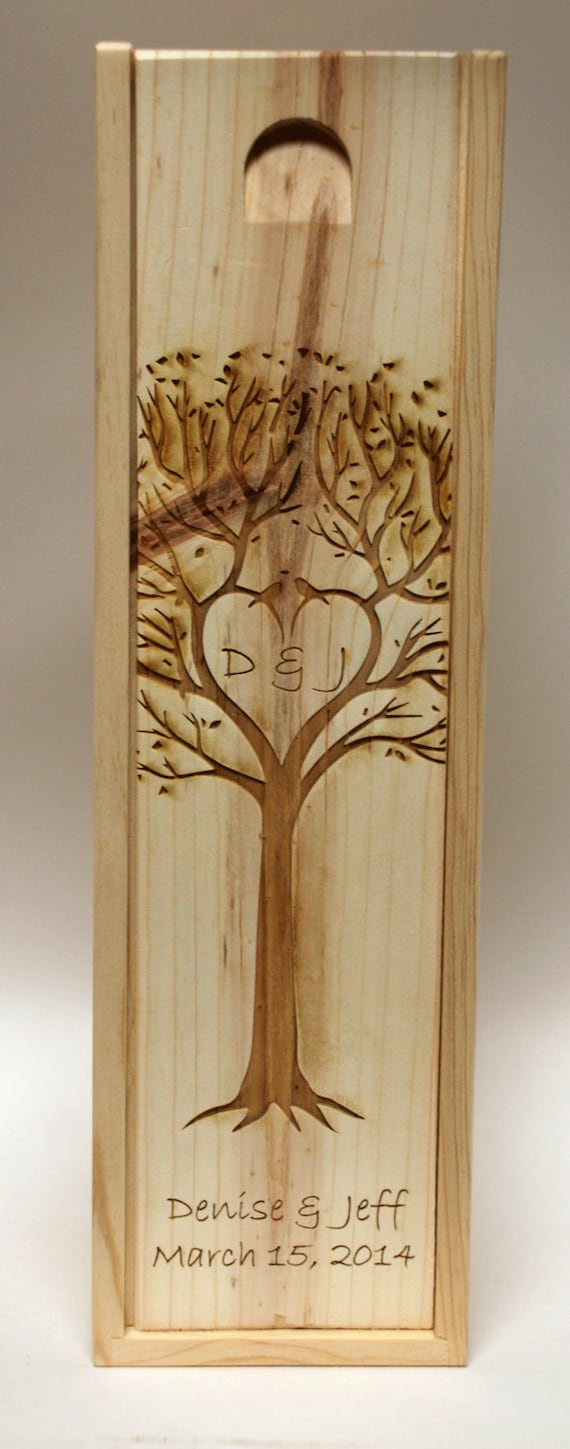 wine box groomsmen gifts wedding party gifts engraved wedding gifts