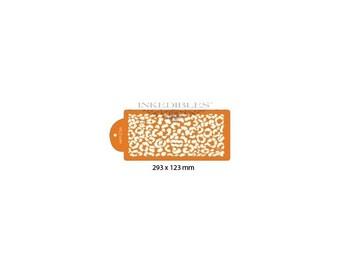 Small Leopard Skin Designer Stencil