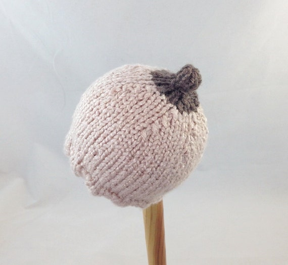 Preemie Breast hat Knitted eco-friendly bamboo boobie Preemie