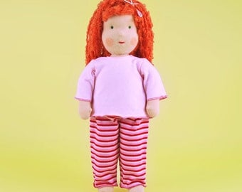 "15"" Doll Pajama Outfit"