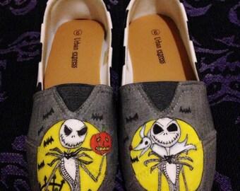 Jack skelligton shoes