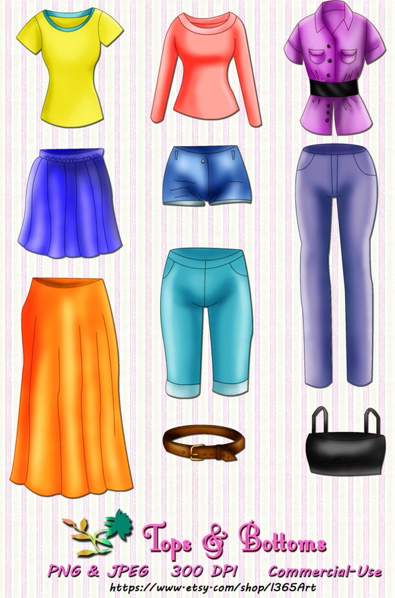 Womens Clothes Clipart | www.imgkid.com - The Image Kid ...