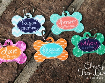 Dog Tag, Personalized Pet-Dog Tag,Monogram Gift, Pet ID Tag,Personalized Gifts,Pet Gift, Custom Pet Tag,Personalize Gift,Dog Gift , Cat Gift