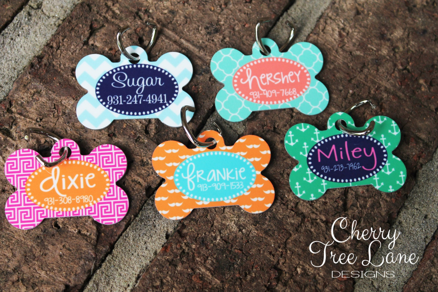 Personalized Pet Tag Personalized Dog Tag Custom Pet Tag
