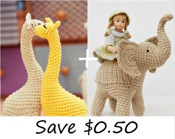 Advanced Amigurumi Shapes : Advanced Amigurumi Patterns by StuffTheBody on Etsy