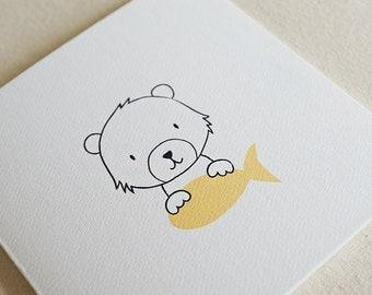 Bear / Card