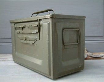 Popular Items For Ammunition Box On Etsy