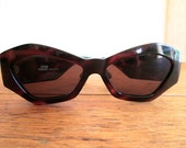 Authentic Gianni Versace Tortoise Shell Sunglasses