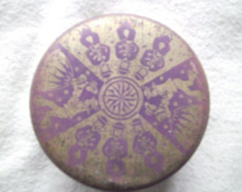Vintage Cadbury tin