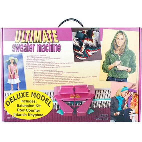 caron ultimate sweater machine