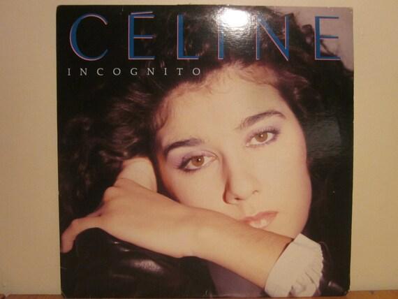 Vinyl album Celine Dion Incognito - 23.0KB