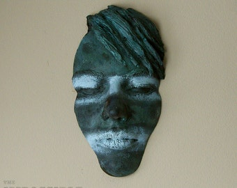 Face 1 - Bronze Patina with Two stripes