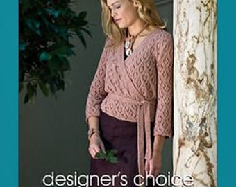 Elsebeth Lavold Designer Choice Book 14 Dreamweaver Collection Special Pricing!!  Regular price is 18.00