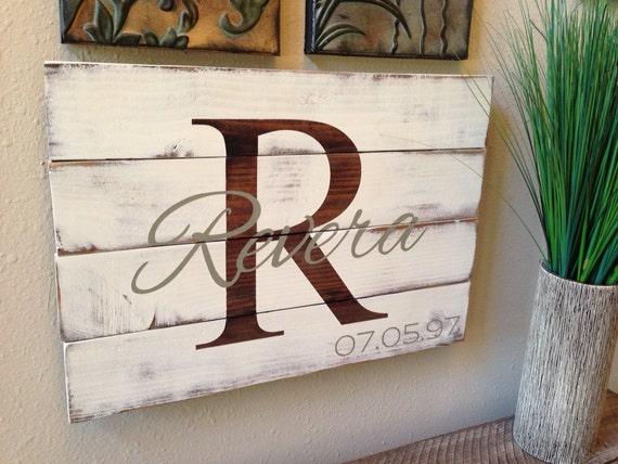 Items Similar To Reclaimed Distressed Pallet Wood Family