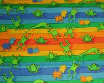Froggy Cotton Piece