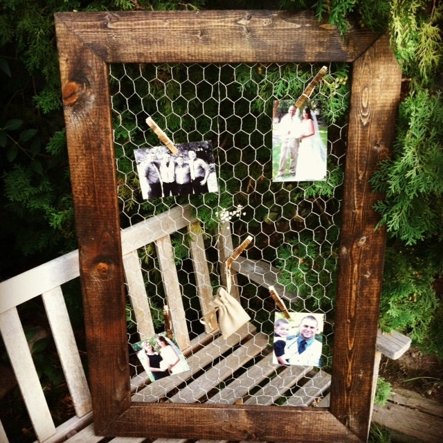 Western Decor Frames: Request A Custom Order And Have Something Made Just For You