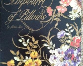Hardanger Potpourri of Pillows by Janice Love