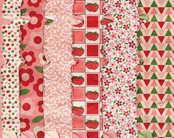 Berrylicious Worn Paper