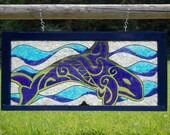 Tribal Whale-SOLD