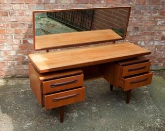 G Plan Fresco Range Dressing Table Or Desk