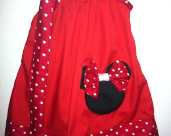 Minnie pillowcase dress