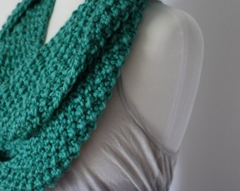Infinity Seed Scarf