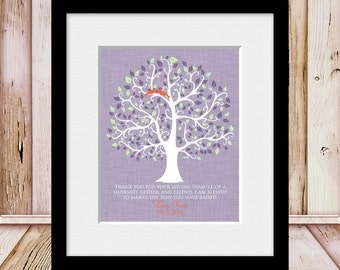 Wedding Day Gifts, Appreciation Gifts, Recognition Gifts, Thank You Parent Gifts, Parents Thank You Gifts, Grooms Parent Gift