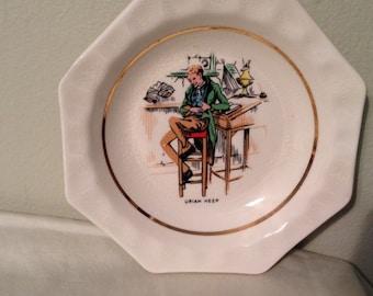 WADE Pottery Tray - URIAH HEEP