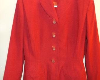 Vintage 1950s Dress Suit