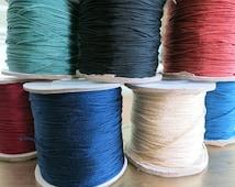 Silk Cord 1mm High Quality Japanese Macrame Jewelry Crafts