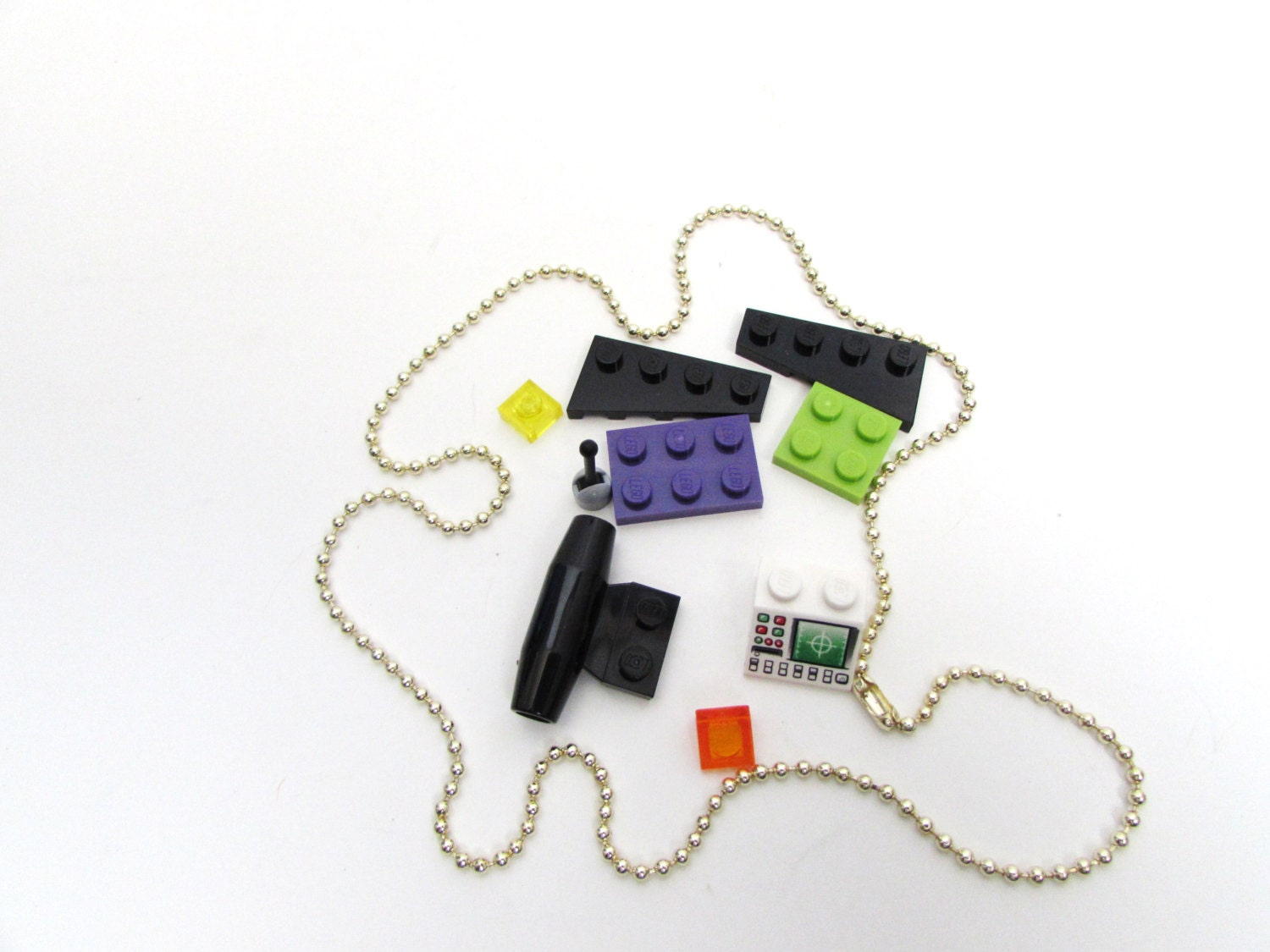 lego necklace build it yourself necklace lego by