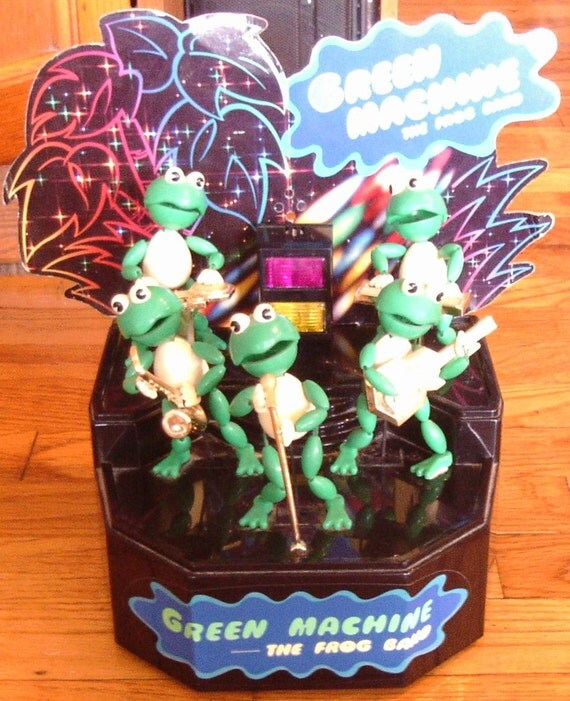 frog sound machine