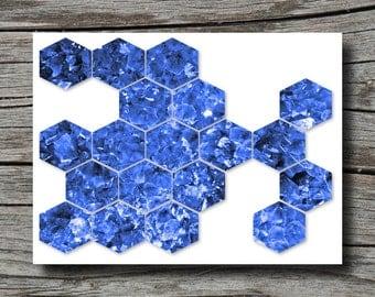 Popular Items For Cobalt Blue Decor On Etsy