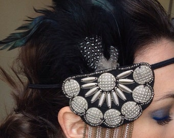 1920s Flapper Charleston Headband