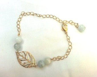 Bracelet - Golden Lead Bracelet