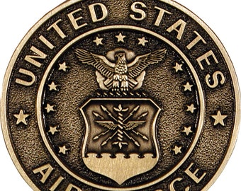 United States Air Force Money Clip Military Money Clips Gifts for Veterans