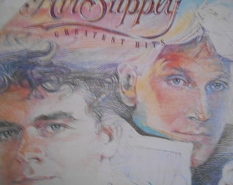 Air Supply Greatest Hits- vinyl record