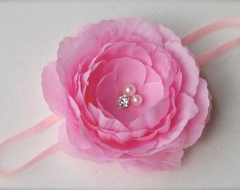 Clara headband - Pink