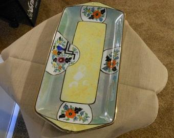 Vintage Japanese Takito Company Tray