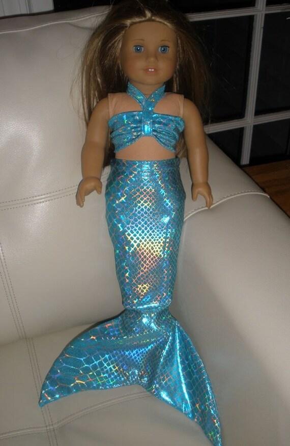 American Girl Doll Costumes American Girl Doll Mermaid