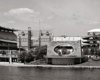 Heinz Field Stadium Pittsburgh, Pennsylvania, home of Pittsburgh Steelers panoramic view